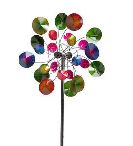 Kaleidoscope Metal Wind Spinner
