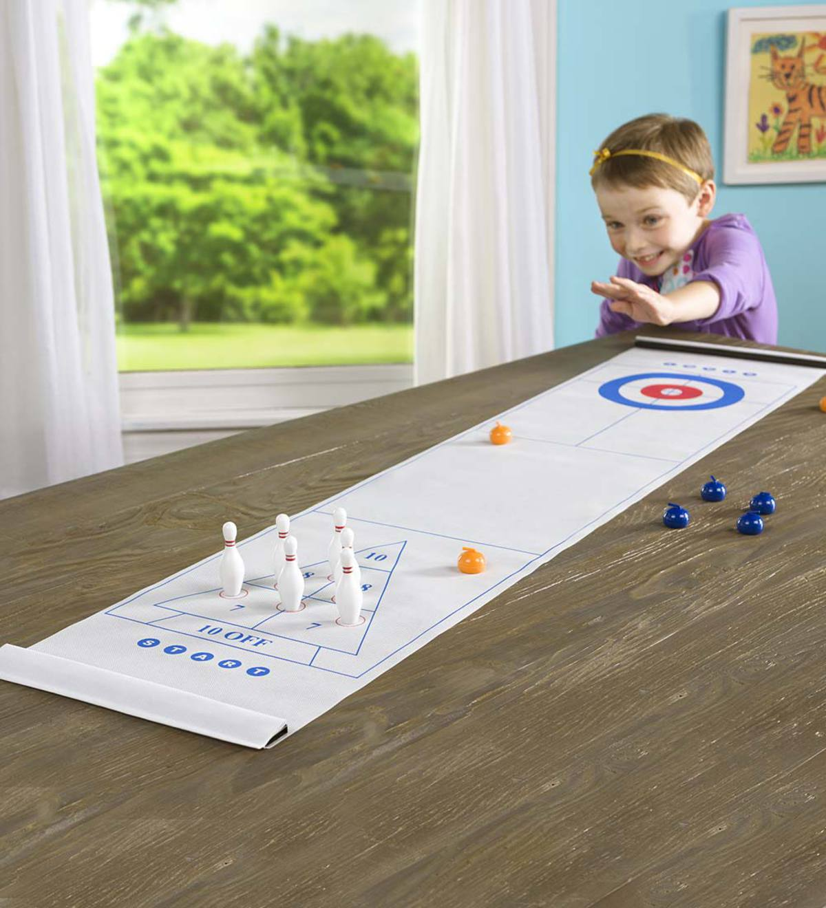 3-in-1 Tabletop Game Set