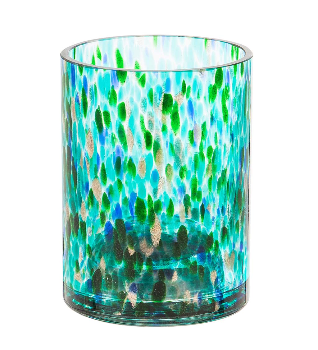 Glass LED Planter swatch image