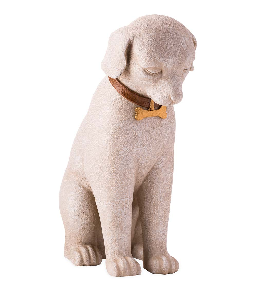 Dog or Cat Memorial Statue For Indoor Or Outdoor Display swatch image