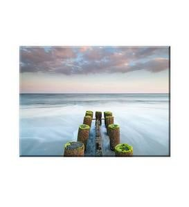Timeless Tide Outdoor Photographic Canvas Wall Art