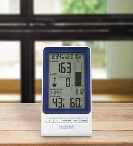 Wireless Rain Gauge Weather Station