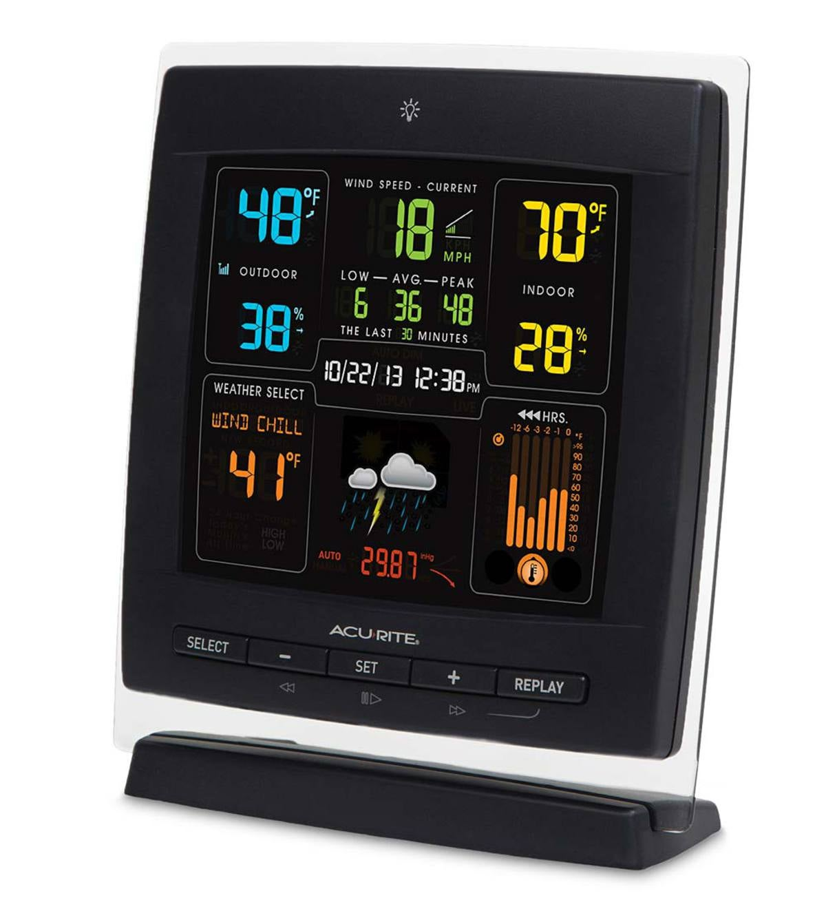 3-in-1 Weather Center by AcuRite®