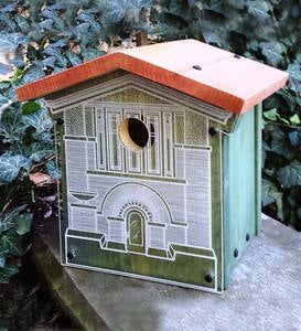 Frank Lloyd Wright Dana-Thomas House Birdhouse
