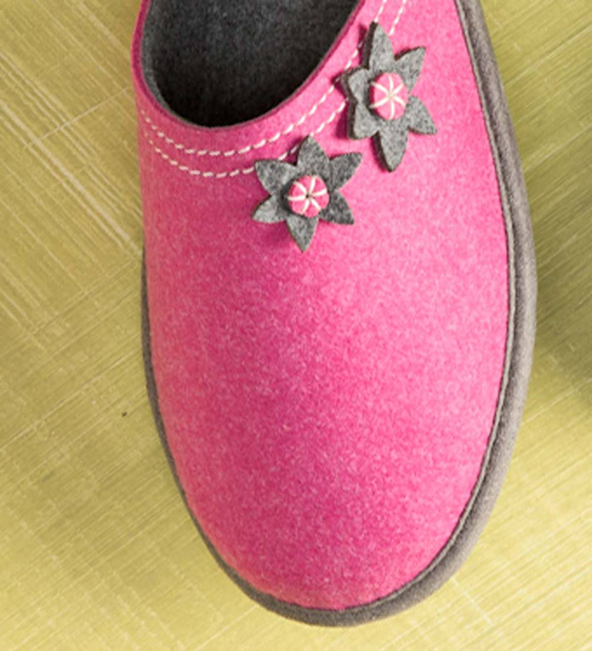 Acorn® Dorm Scuff Womens Slippers - Peony - Size 10