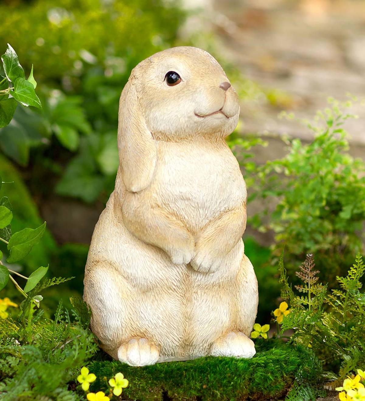 Sweet Bunny Indoor/Outdoor Figurine