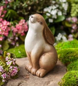 Brown Bunny Indoor/Outdoor Figurine