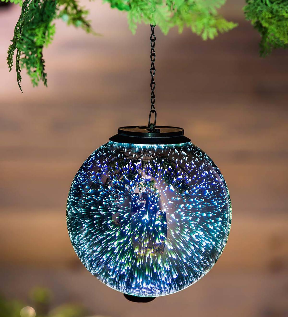 Stargazing Solar Orb | Lighted Garden Accents | Garden Décor by Type ...