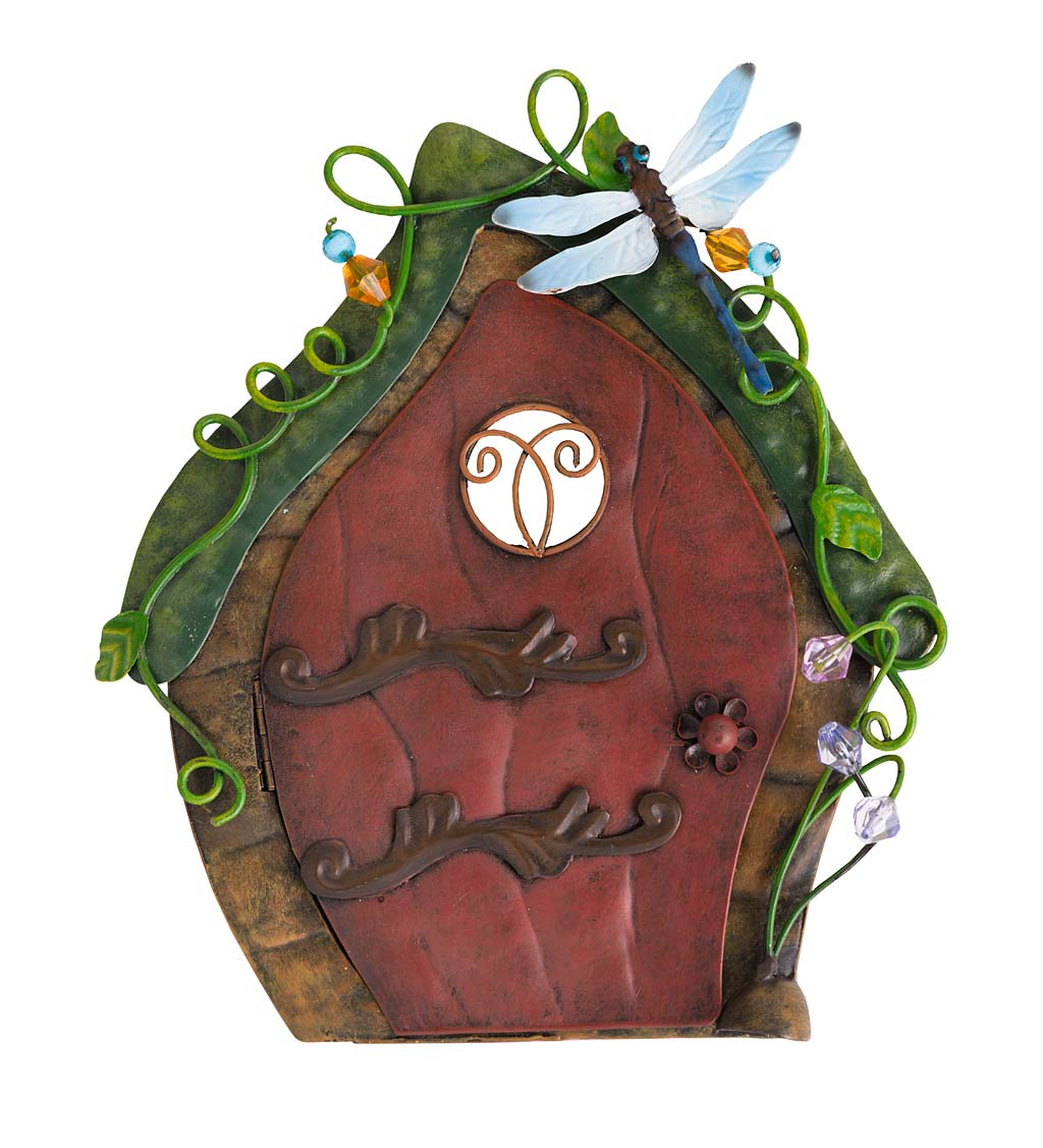 Metal Fairy Door