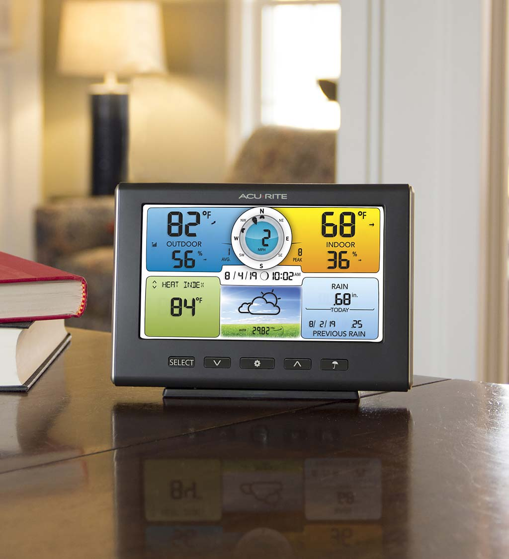 Acurite Weather Station with 5-in-1 Wireless Remote Sensor