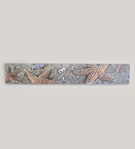 Mill Wood® Starfish Wall Art