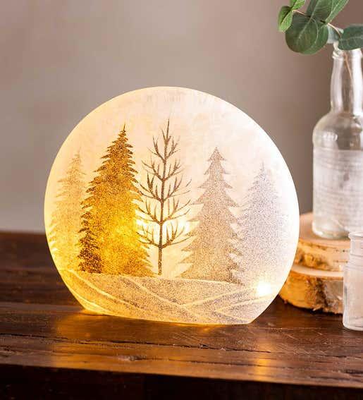Image of Moravian Lamp.
