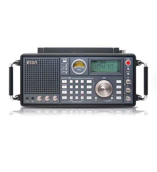 Elite Shortwave Radio. Gear & Gadgets